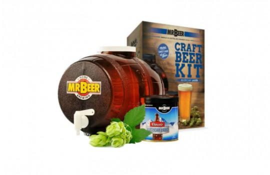 Мини-пивоварня Mr.Beer Deluxe Kit