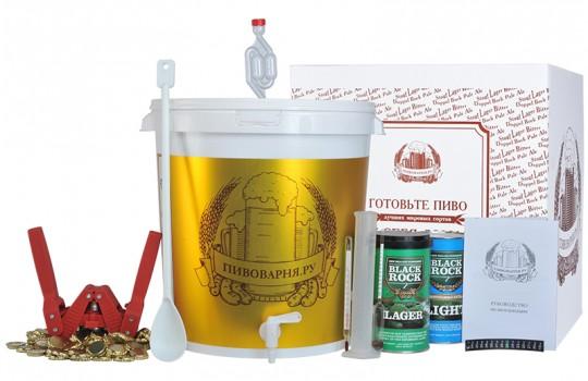 Домашняя мини-пивоварня Профи