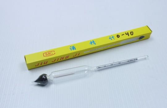 Спиртометр 0-40 Китай