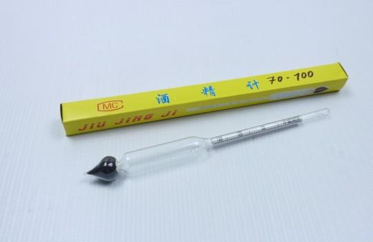 Спиртометр 70-100 Китай