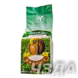 Дрожжи сушеные «Винные»  250 гр