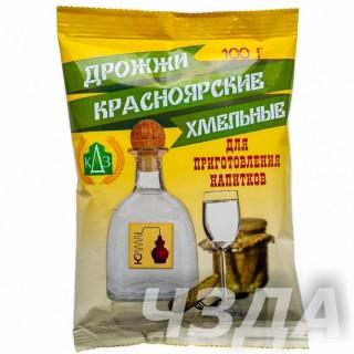 """Дрожжи """"Хмельные"""" 100 гр"""