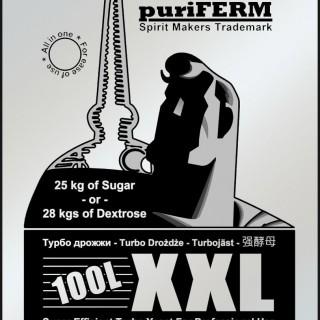 Турбо Дрожжи Puriferm XXL