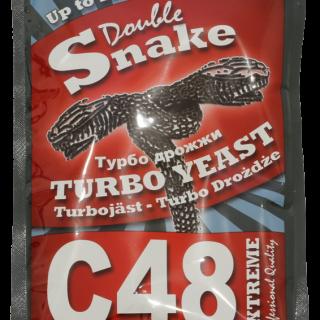 Турбо дрожжи DoubleSnake С48