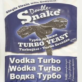 Турбо дрожжи Doublesnake Vodka turbo