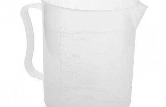 Мерный стакан пластиковый 500мл