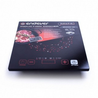 Индукционная плитка ENDEVER Skyline IP-46, 2000 Вт, 8 программ, таймер
