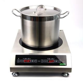 Индукционная настольная безимпульсная плита IPLATE Alisa 3500Квт