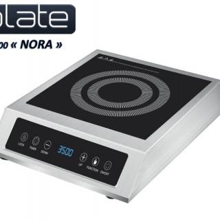 Индукционная настольная плита iplate 3500Квт NORA